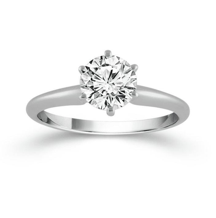 Thomas Markle Solitaire Engagement Ring
