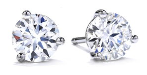 Heartsonfirediamondearrings